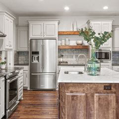 Traditional with Rustic-Modern Influence